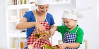 L'Olio evo 100% italiano da filiera certificata sostenibile: gusto e salute per tutta la famiglia
