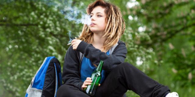 Psicosi indotte da sostanze: casi in pericoloso aumento