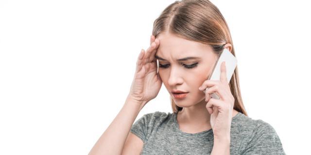 Mal di testa colpa anche del telefonino bimbi sani e for Mal di testa da cervicale quanto puo durare