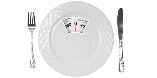 Mangiare meno con il piatto anti-obesità