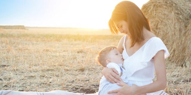 Allattamento riduce il rischio di tumore al seno