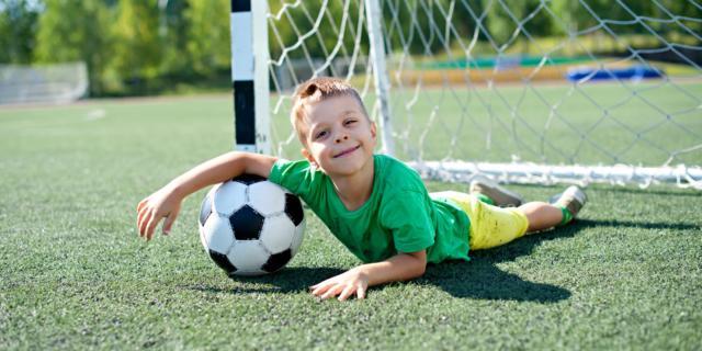 Gioca a calcio? Avrà le ossa più forti!