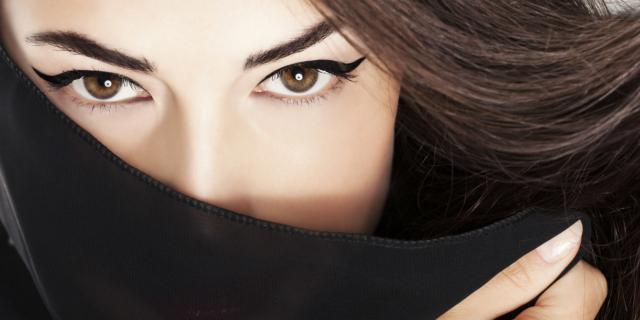 Attrazione: gli occhi battono le labbra