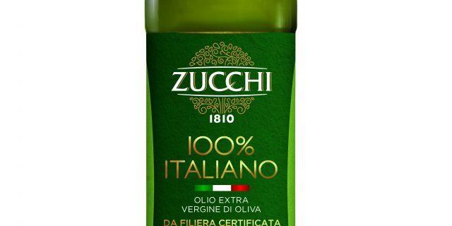 Olio extra vergine di oliva Sostenibile 100% Italiano, Oleificio Zucchi