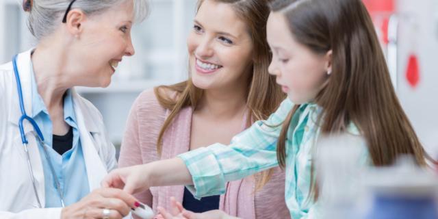 Diabete giovanile: nuovo test predice complicanze