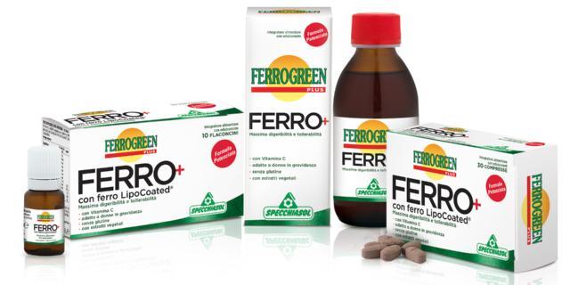 FerroGreen Plus, Specchiasol