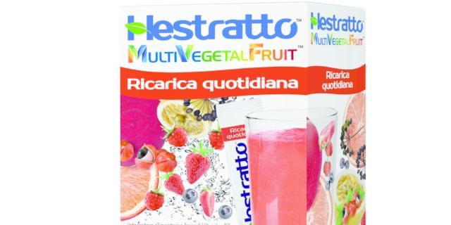 Hestratto MultivegetalFruit Ricarica Quotidiana, Pool Pharma