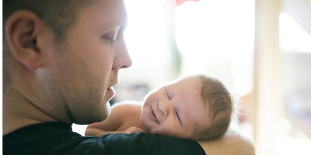 HumanitasMama: quest'anno è protagonista (anche) il papà