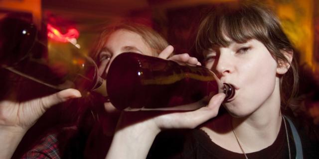 Alcol da giovani: allarme rosso!