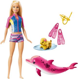 Barbie Magia del delfino, Mattel