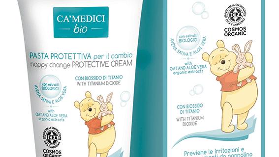 Pasta protettiva per il cambio, Ca' Medici Bio