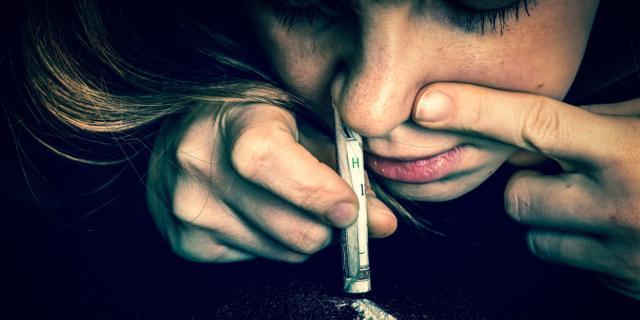 Dipendenza da cocaina si combatte con la luce