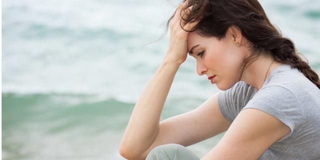Malattie del cuore nelle donne: favorite da depressione e stress