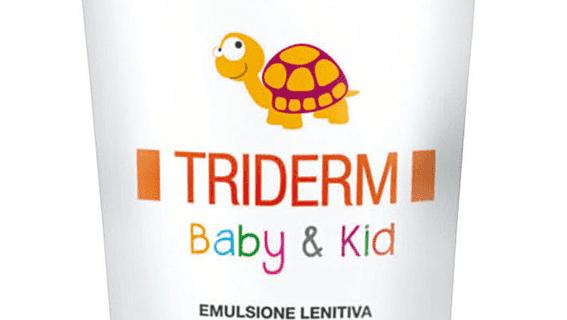 Emulsione lenitiva Triderm Baby & Kid, BioNike