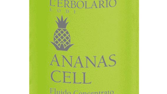 Ananas Cell Fluido concentrato, L'Erbolario