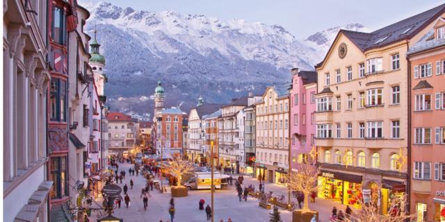 Mercatini di Natale: avete visto quelli di Innsbruck?