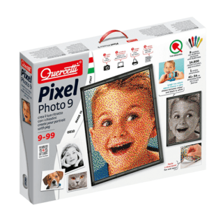Pixel Photo 9, Quercetti