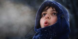 Malattie respiratorie: colpito quasi un bambino su tre