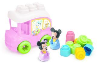 Bus di cubi baby, Clementoni per Disney