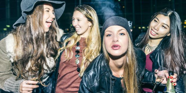 Fumo, alcol, droghe: i rischi per gli adolescenti