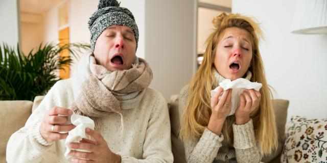 Sindromi parainfluenzali, che cosa sono e come affrontarle