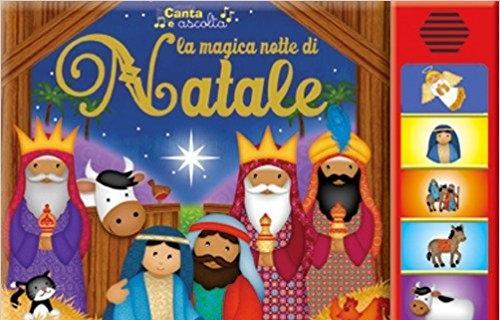 La magica notte di Natale, CreaLibri Edicart