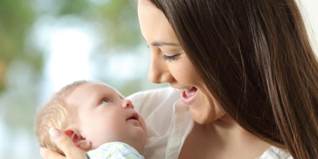 Baby talk, un linguaggio universale