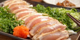 Sashimi di pollo: una bomba batteriologica