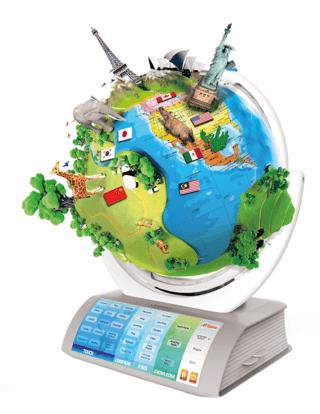 Smart Globe Explorer, Oregon Scientific