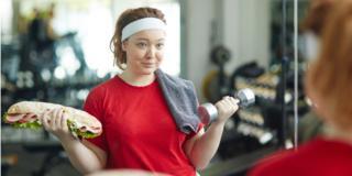 Per dimagrire lo sport non basta: inevitabile la dieta