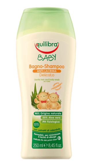 Bagno Shampoo Anti-lacrima, Equilibra Baby