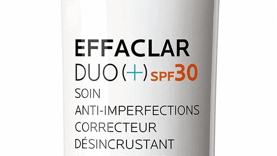 Effaclar Duo + SF 30, La Roche-Posay