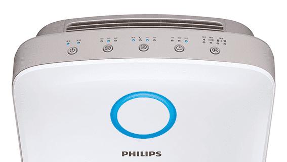 Purificatore Umidificatore AC4080/10, Philips