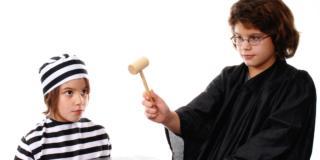 Giustizia e rettitudine nei bambini già a 6 anni