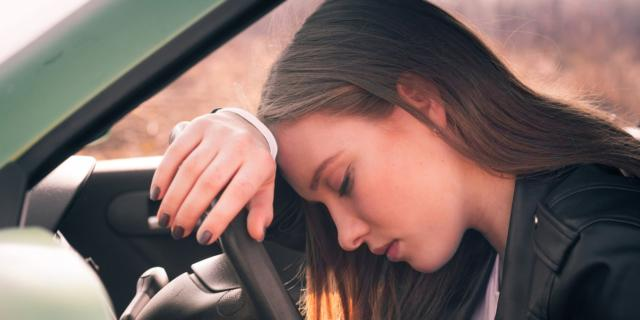 Apnee notturne e incidenti stradali: relazione pericolosa