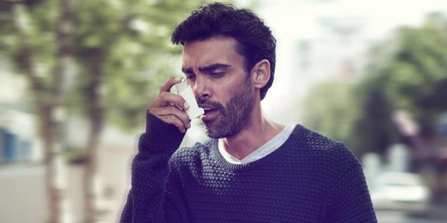 Asma negli uomini, un aiuto dal testosterone