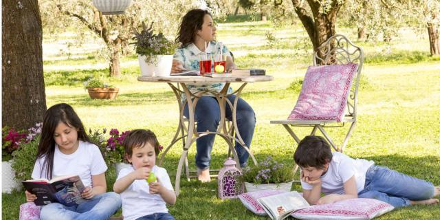 Il picnic più facile e bello con Bama