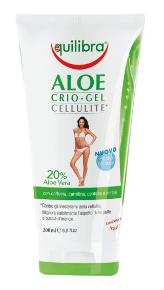 Aloe Crio-Gel Cellulite, Equilibra