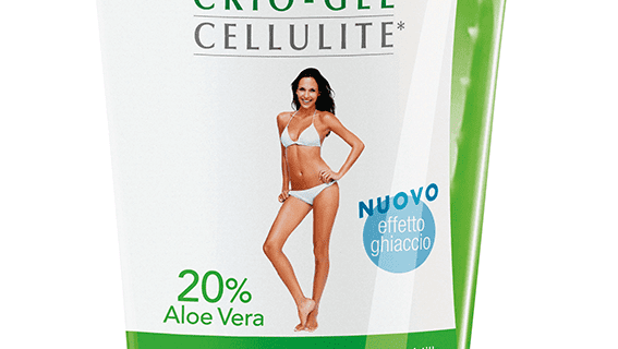 Aloe Crio-Gel Cellulite, Equilibra