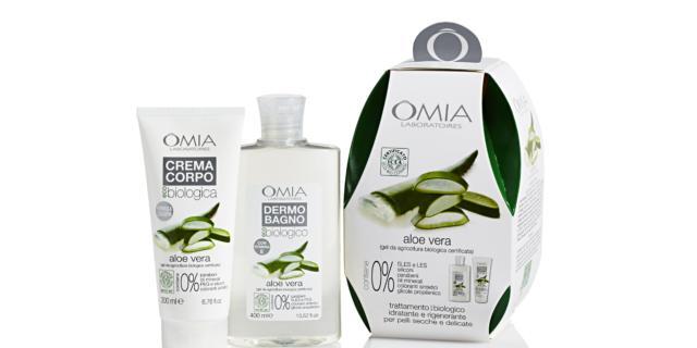 Aloe Eco-bio Gift Pack, Ômia