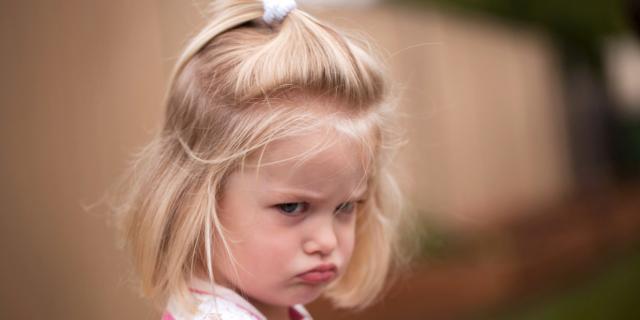 Rabbia nei bambini: se nascosta può diventare distruttiva
