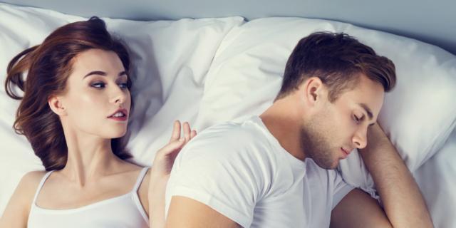 Desiderio sessuale maschile in calo se si cerca un bimbo