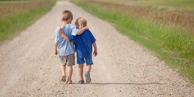 Empatia: si apprende dai fratelli