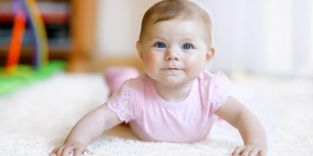 Ittiosi: attenzione alla pelle secca del bambino