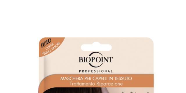 Maschera per capelli in tessuto, Biopoint