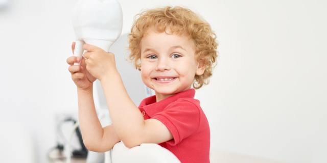 Carie nei bambini: ecco i batteri cattivi