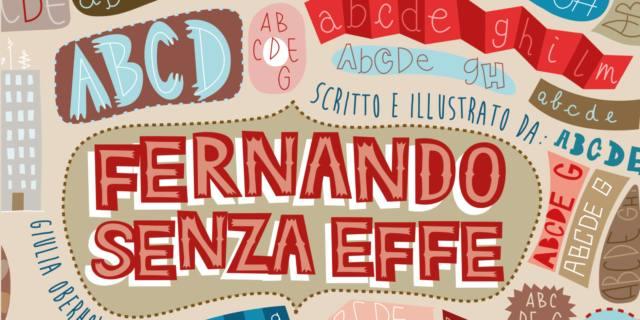 Fernando senza effe, Bookabook