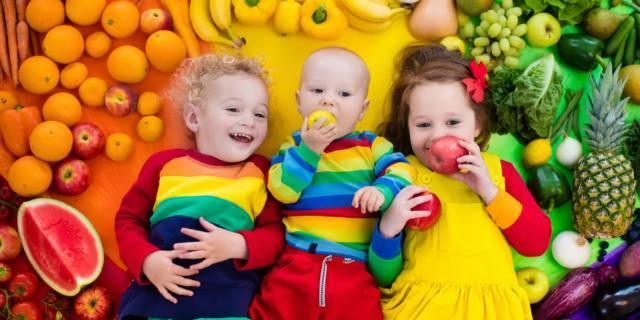 Dieta vegetariana nei bambini? I pediatri dicono nì