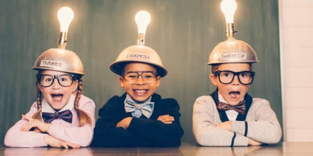 Quoziente intellettivo: ecco come alzarlo nei bambini