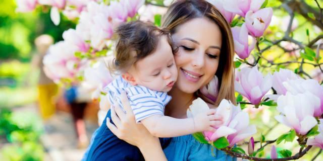 Istinto materno: nasce nel cervello